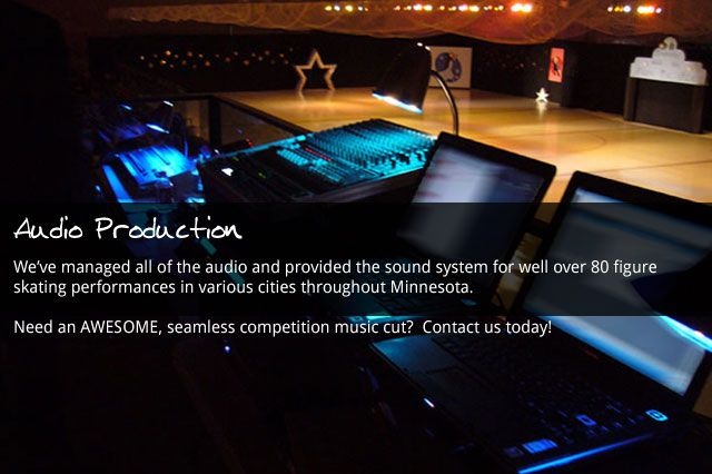 Mankato Audio Production Services